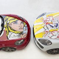 Porsche sigue siendo pop, esta vez con Roy Lichtenstein