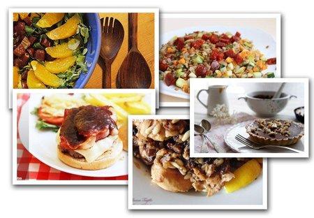 Menú semanal del 12 al 18 de septiembre de 2011