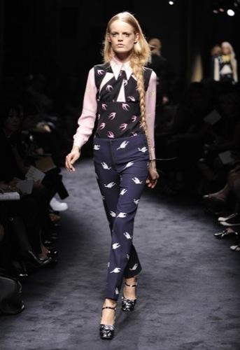 Miu Miu, Primavera-Verano 2010 en la Semana de la Moda de París III