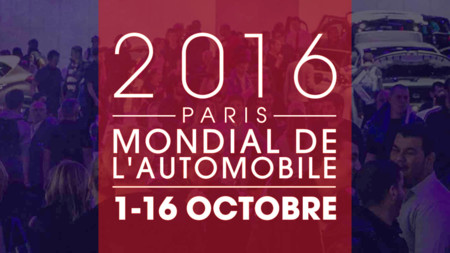 Salón de París 2016: montones de novedades, a un solo clic de distancia