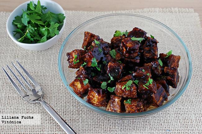 Tofu Horno