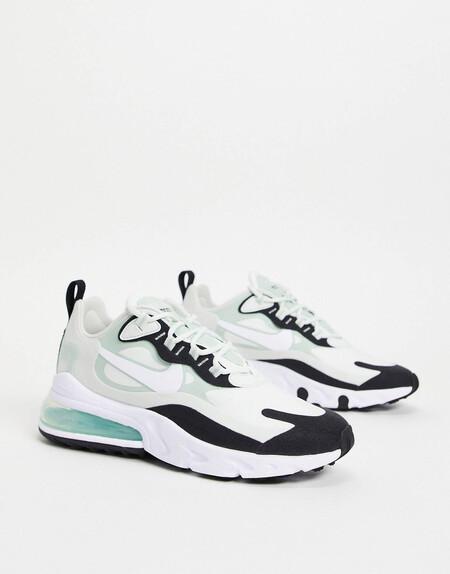 Zapatillas Blancas Air Max 270 React De Nike