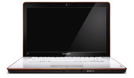 Lenovo IdeaPad Y650, Y550 e Y450, portátiles panorámicos