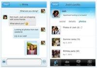 Windows Live Messenger para iPhone