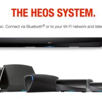 Denon actualiza su gama HEOS con el soporte para sonido HD y nuevos formatos de audio