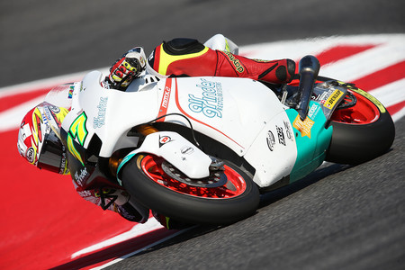 Dominique Aegerter Moto2 2017 San Marino