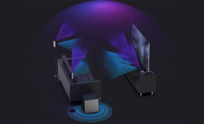 Vizio apuesta por al sonido Dolby Atmos para su nueva gama de barras de sonido