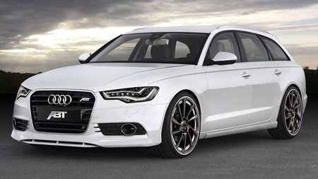 ABT AS6 Avant, un familiar de armas tomar