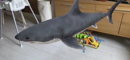 Cómo ver los animales 3D de Google en un iPhone: tiburón, león, lobo y muchos más