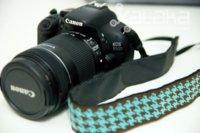 Canon 550D, una cámara irresistible