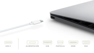 USB-C, ¿un invento de Apple?