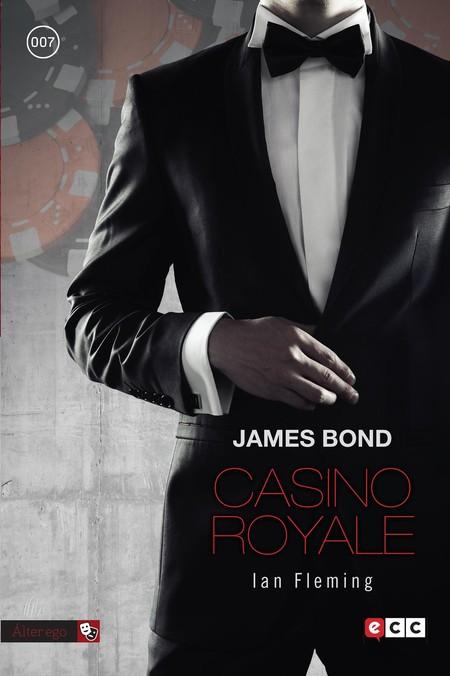 Cubierta James Bond Casino Royal