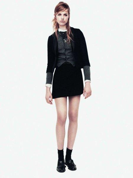 Zara TRF negro