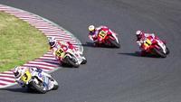 Gran Premio de Japón 1991, últimas vueltas de infarto