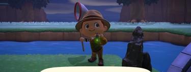 Guía Animal Crossing New Horizons: lista con todos los bichos de junio