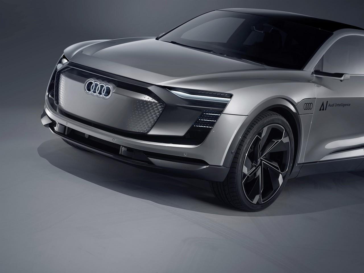 Foto de Audi Elaine concept (9/10)