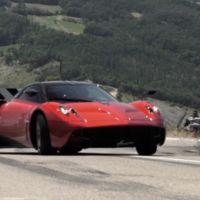Chris Harris y Pagani Huayra, el sueño de todo probador de coches