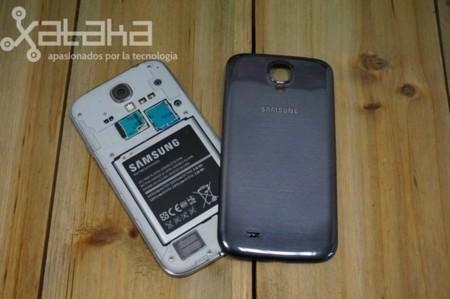 Samsung Galaxy S4 xataka batería