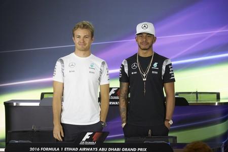 ¿Qué necesita Nico Rosberg para ser Campeón del Mundo? ¿Y Lewis Hamilton?