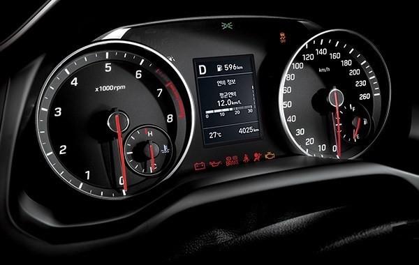 Foto de Hyundai Elantra Sport (6/8)