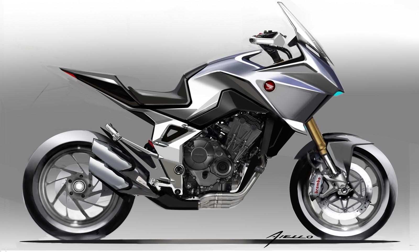 Foto de Honda Concept CB4X (13/13)
