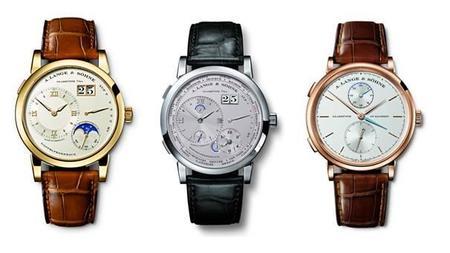 A. Lange & Söhne presenta sus nuevos relojes