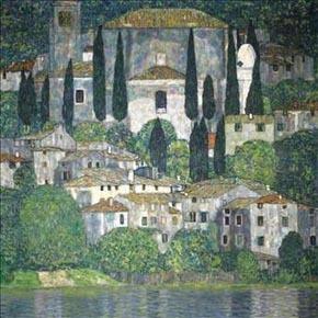 Un paisaje de Klimt saldrá a subasta el 3 de febrero