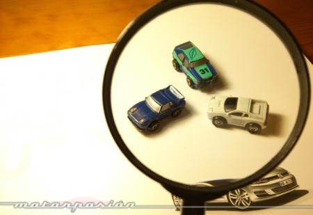 Los cuatro coches favoritos de Pablo Ibáñez en Micro Machines