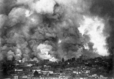 El terremoto de San Francisco