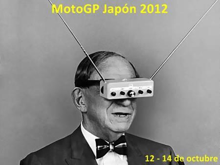 MotoGP Japón 2012:  dónde verlo por televisión