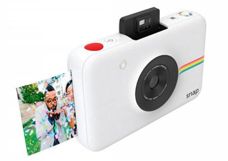 Polaroid ataca de nuevo con Snap, una cámara tan cuca que no necesita tinta