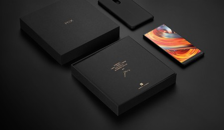 Mi Mix 2 Ceramic Edition