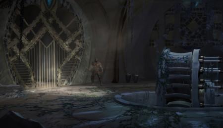 ¿Un God of War 4 ambientado en la mitología nórdica?  La última filtración de imágenes abre esa puerta