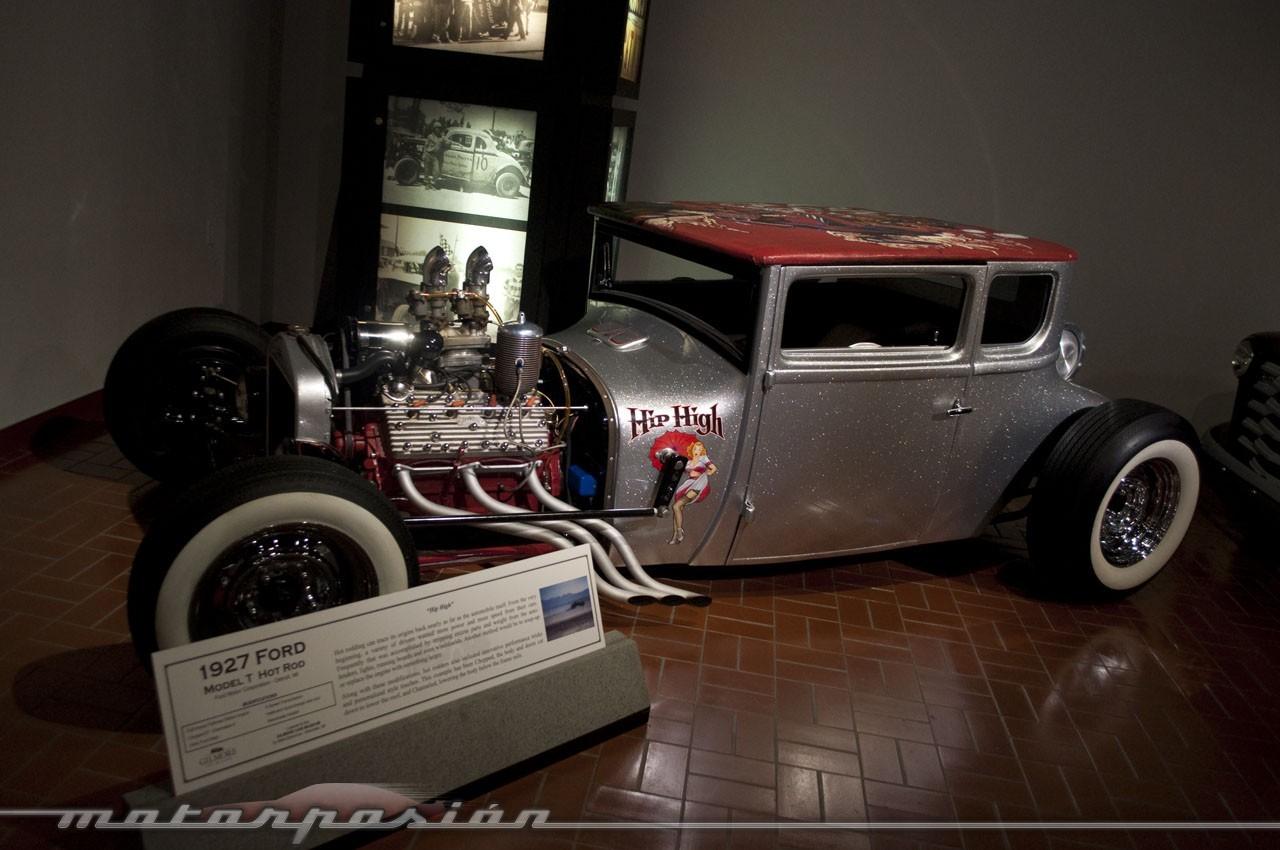 Foto de Gilmore Car Museum (35/61)