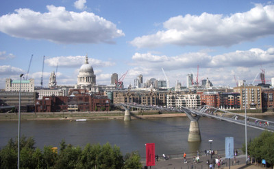 Londres y Madrid son los destinos preferidos en el puente de mayo