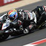 Johann Zarco gana una carrera de Moto2 con la pista mojada