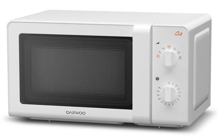 Super Weekend en eBay: microondas con grill Daewoo KOG-6F27 por 45,90 euros y envío gratis