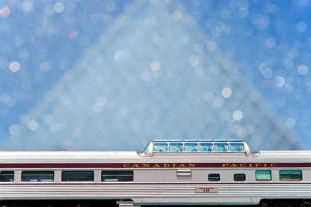 Skyline Scenic Dome Car Canadian