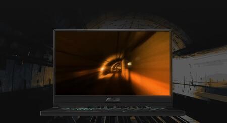Este portátil gaming de Asus con gráfica RTX 3060 recupera su precio mínimo histórico en Amazon: 1.199 euros