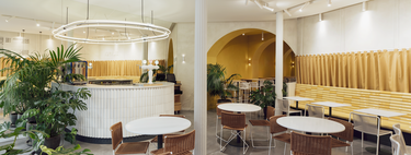 El barrio Gótico de Barcelona estrena hamburguesería: Se llama Bunsen, y más bonita no puede ser
