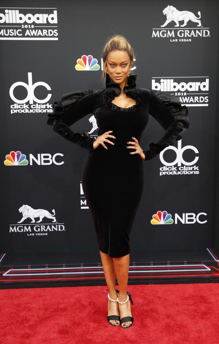 billboard music awards Tyra Banks