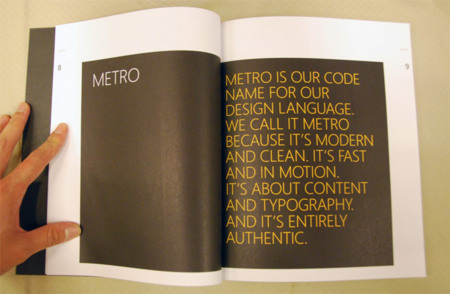 Microsoft quiere que digamos adiós a la denominación Metro
