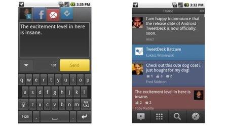 TweetDeck aterriza en Android