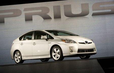 Un millón de Prius vendidos en Estados Unidos