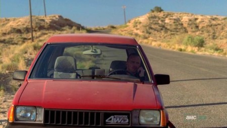 Breaking Bad Toyota Tercel