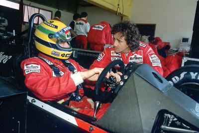 Senna - Prost, condenados a no entenderse