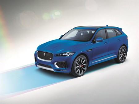 Jaguar F-Pace, llega el SUV que no pretende ser uno más