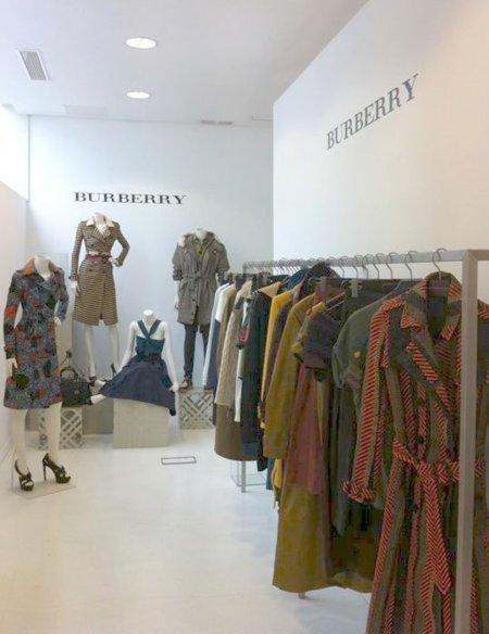 Avance Primavera-Verano 2012 Burberry: una mezcla entre lo clásico y lo moderno