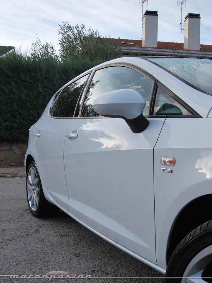 Foto de SEAT Ibiza 1.2 TSI FR (prueba) (11/33)