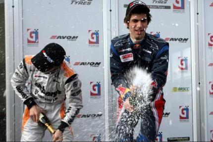 Jaime Alguersuari se consagra en la Fórmula 3 británica